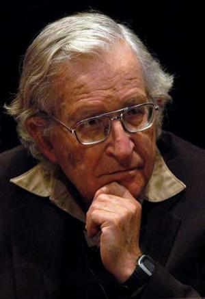 Noam chomsky Noam Chomsky: las 10 estrategias de manipulacin meditica